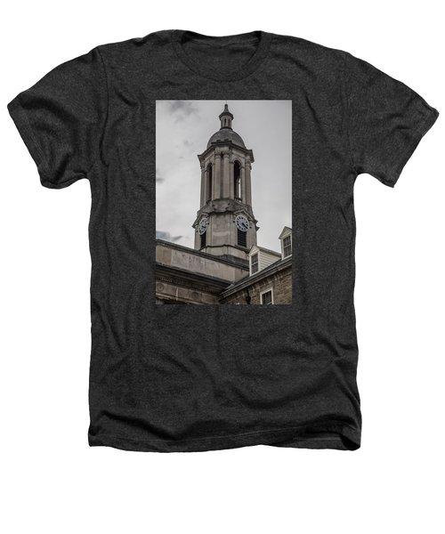 Old Main Penn State Clock  Heathers T-Shirt