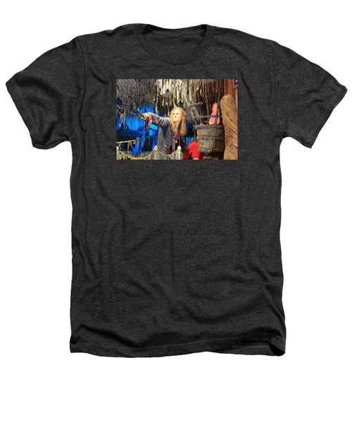 Orlando Bloom Heathers T-Shirt by Qingrui Zhang