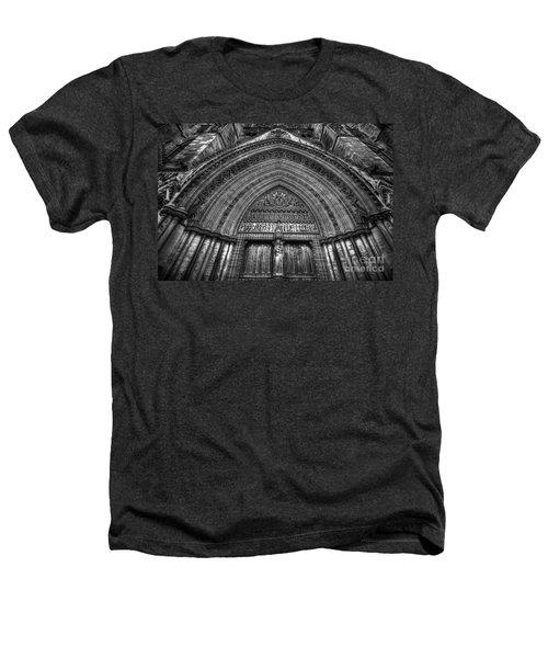 Pacis Exsisto Vobis Heathers T-Shirt by Yhun Suarez