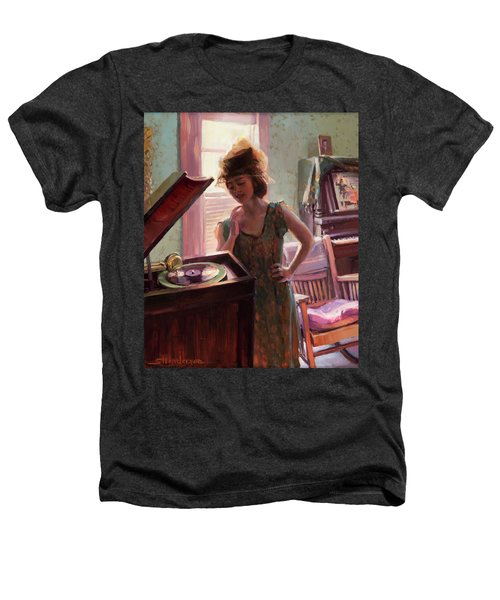 Phonograph Days Heathers T-Shirt