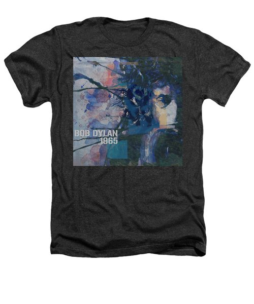 Positively 4th Street Heathers T-Shirt by Paul Lovering