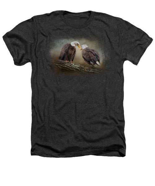Quiet Conversation Heathers T-Shirt