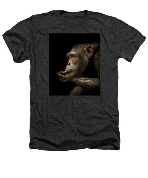 Reminisce Heathers T-Shirt by Paul Neville