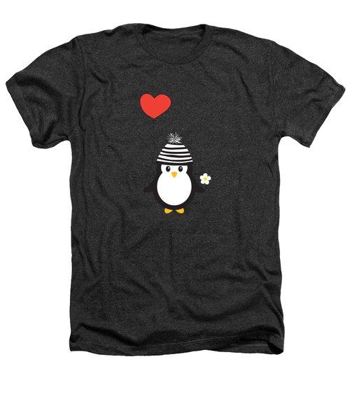 Romeo The Penguin Heathers T-Shirt by Natalie Kinnear