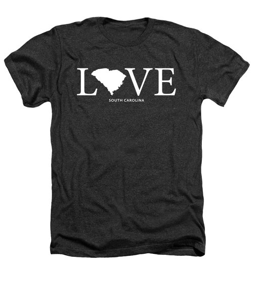 Sc Love Heathers T-Shirt by Nancy Ingersoll