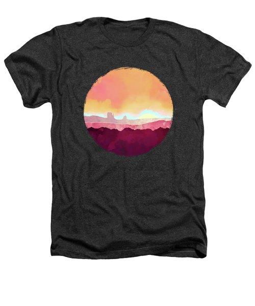 Scarlet Desert Heathers T-Shirt