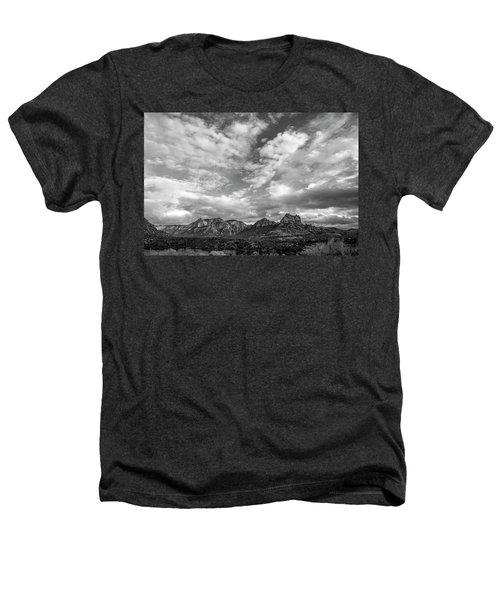 Sedona Red Rock Country Bnw Arizona Landscape 0986 Heathers T-Shirt by David Haskett