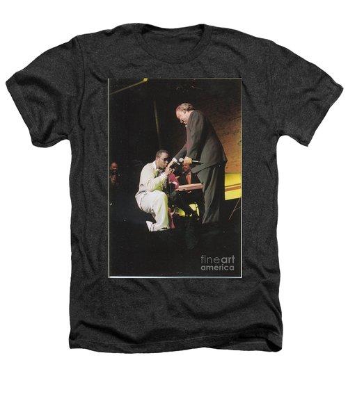 Sharpton 50th Birthday Heathers T-Shirt by Azim Thomas