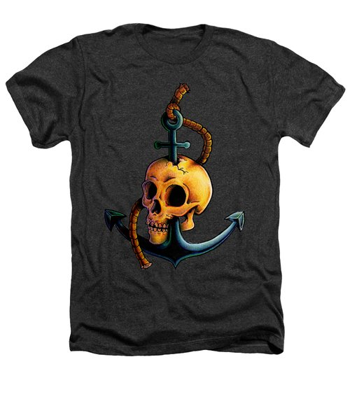 Skullchor Heathers T-Shirt by Vicki Von Doom