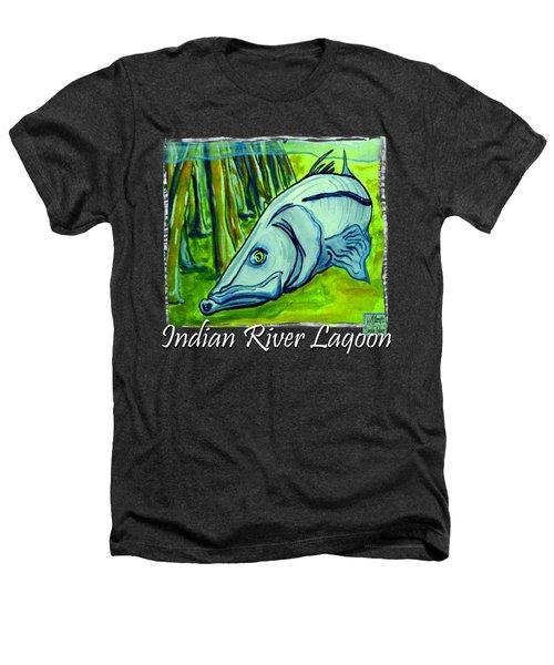 Snook Fish Heathers T-Shirt