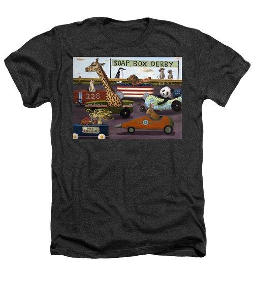 Soap Box Derby Heathers T-Shirt