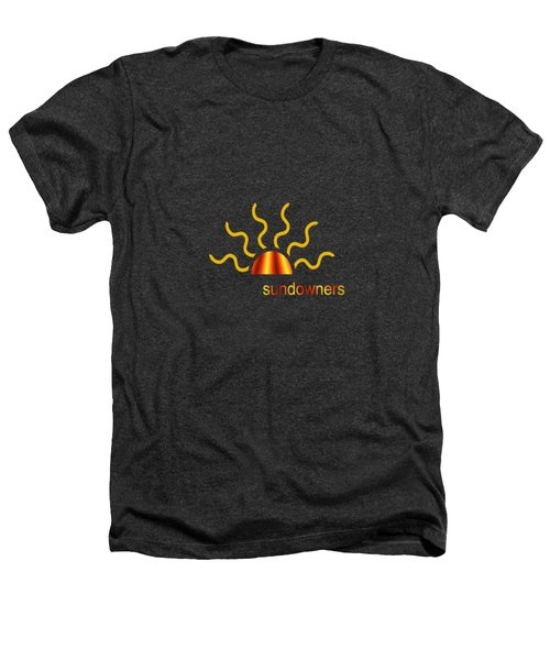 Solitary Seagull Heathers T-Shirt