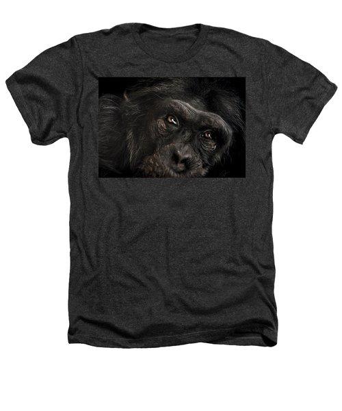 Sorrow Heathers T-Shirt by Paul Neville