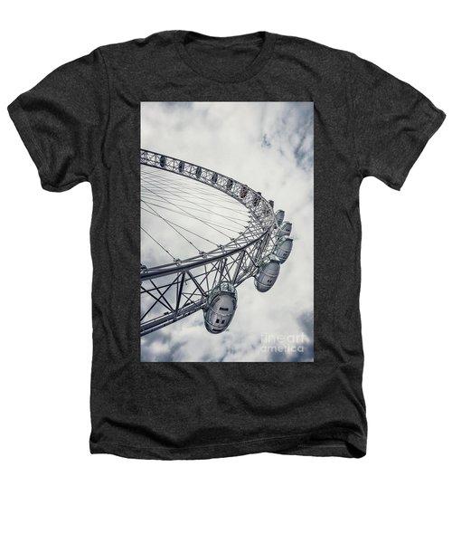 Spin Me Around Heathers T-Shirt by Evelina Kremsdorf