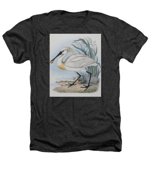 Spoonbill Heathers T-Shirt