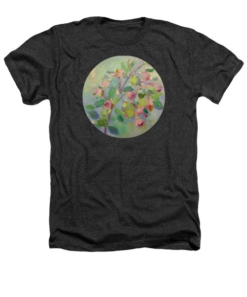 The Beauty Of Spring Heathers T-Shirt by Mary Wolf