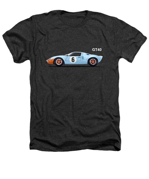 The Gt40 Heathers T-Shirt