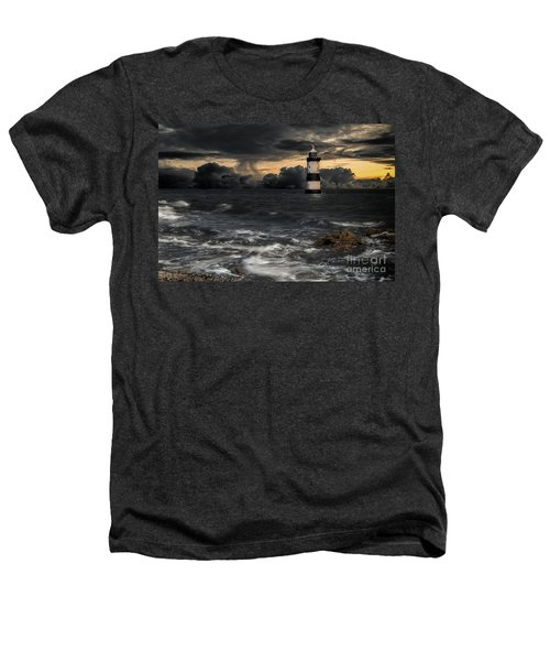 The Lighthouse Storm Heathers T-Shirt