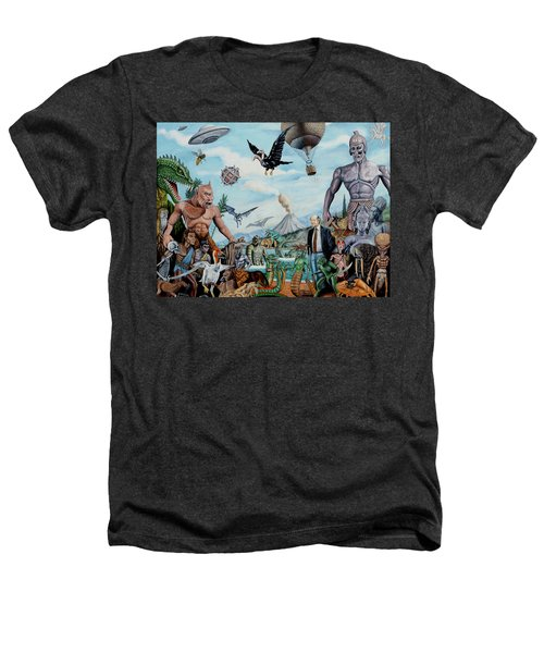 The World Of Ray Harryhausen Heathers T-Shirt