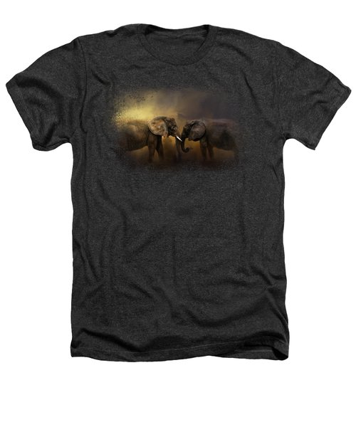 Together Through The Storms Heathers T-Shirt