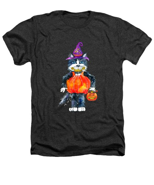 Trick Or Treat Heathers T-Shirt by Shelley Wallace Ylst