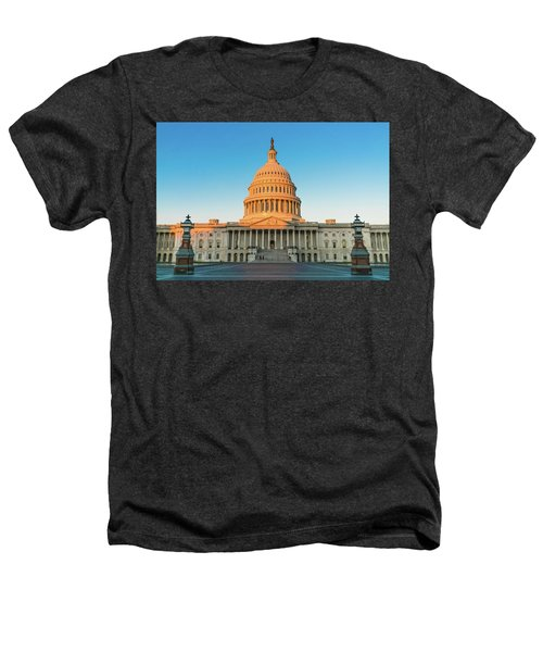 United States Capitol  Heathers T-Shirt