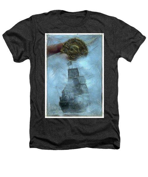 Unnatural Fog Heathers T-Shirt by Benjamin Dean