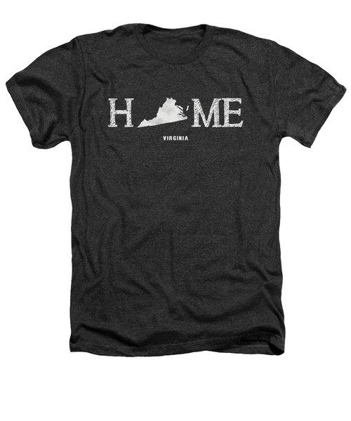 Va Home Heathers T-Shirt by Nancy Ingersoll