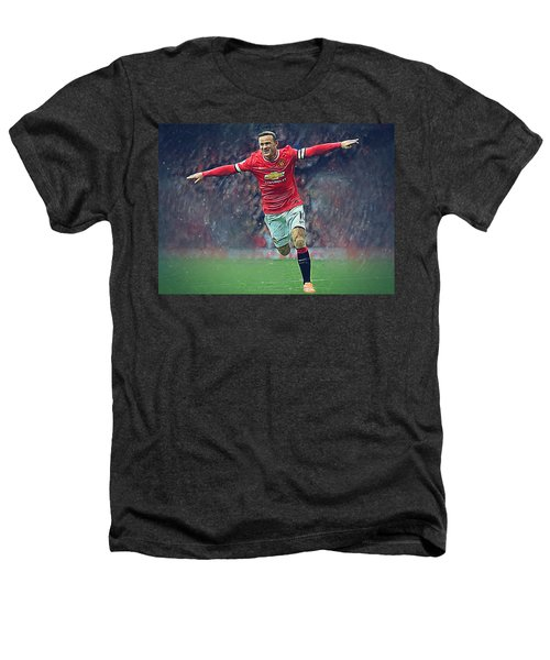 Wayne Rooney Heathers T-Shirt by Semih Yurdabak