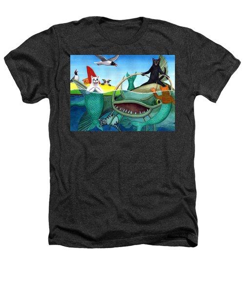 Wicked Kitty's Catfish Heathers T-Shirt