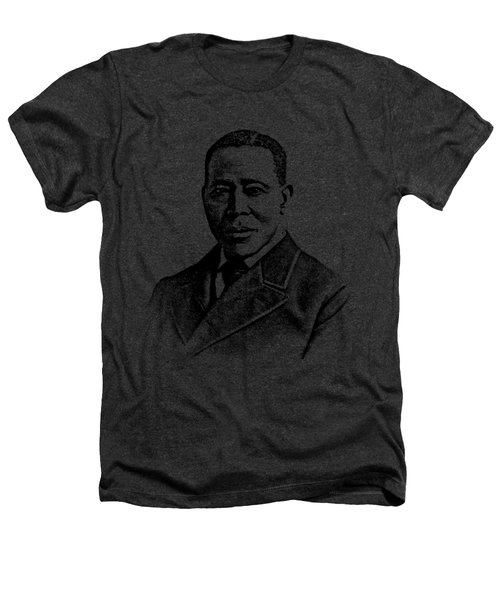 William Still Abolitionist Heathers T-Shirt by Otis Porritt