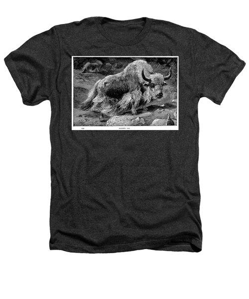 YAK Heathers T-Shirt by Granger