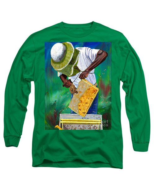 Keeper Of The Bees Long Sleeve T-Shirt