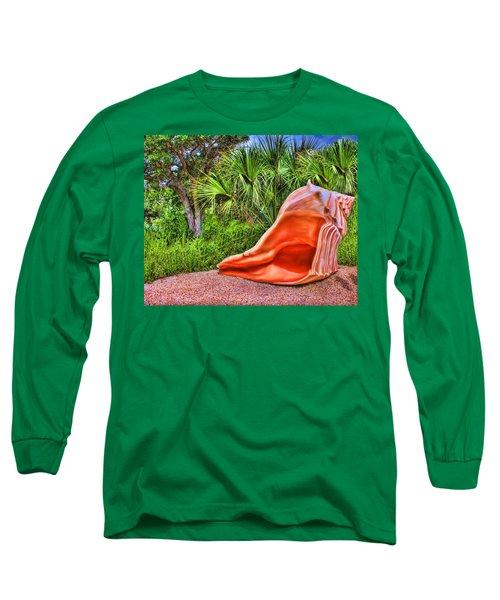 Shell Attack Long Sleeve T-Shirt