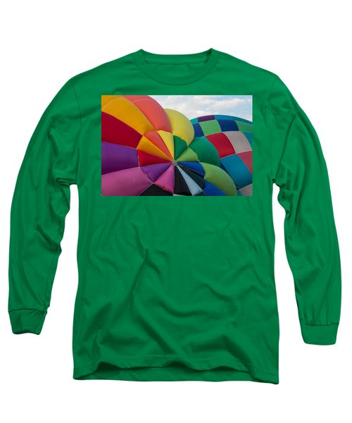Long Sleeve T-Shirt featuring the photograph Almost Ready by Patrice Zinck