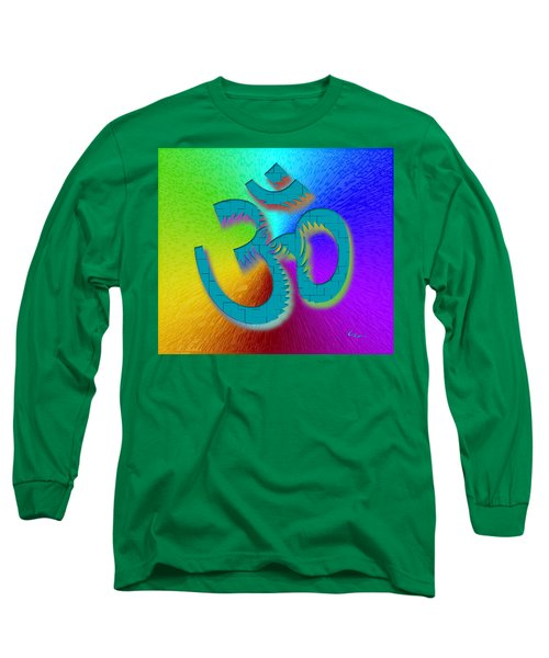 Big Ohm Long Sleeve T-Shirt