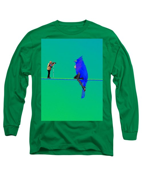 Birdwatcher Long Sleeve T-Shirt