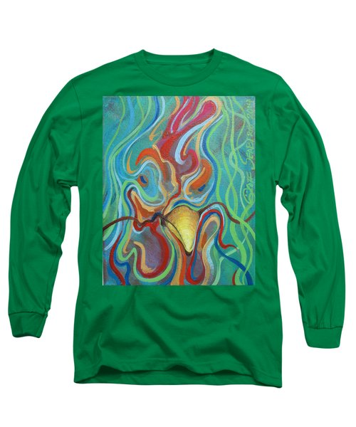 Chiconetti Mask Long Sleeve T-Shirt