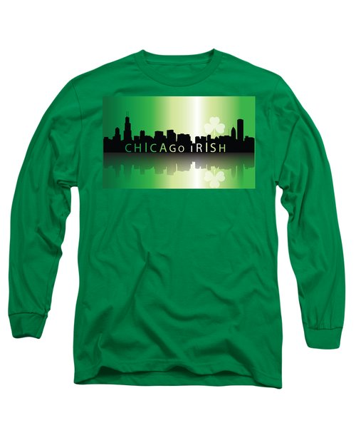 Chigago Irish Long Sleeve T-Shirt
