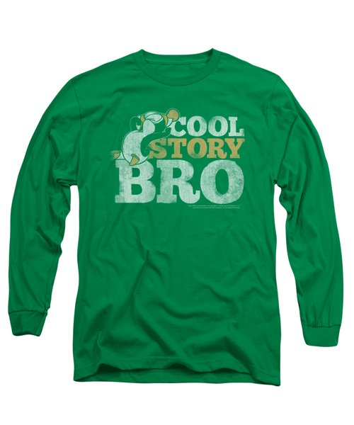 Chilly Willy - Cool Story Long Sleeve T-Shirt by Brand A