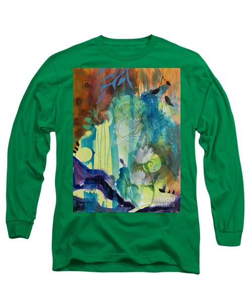 Continuum Long Sleeve T-Shirt by Robin Maria Pedrero