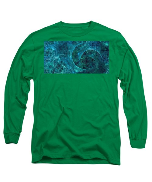 Crystal Nebula-ii Long Sleeve T-Shirt