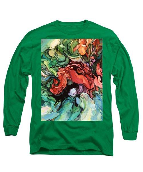 Dancing For Joy Long Sleeve T-Shirt by Brooks Garten Hauschild