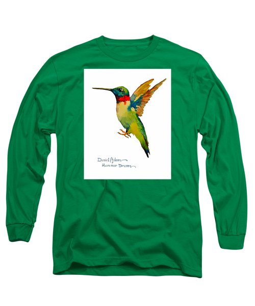 Da166 Hummer Dreams Daniel Adams Long Sleeve T-Shirt