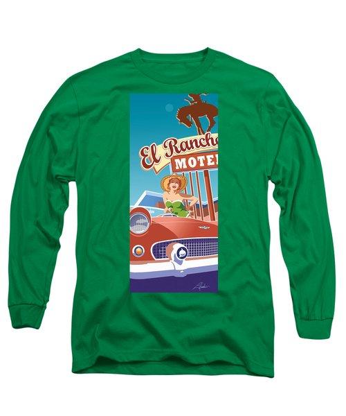 El Rancho Long Sleeve T-Shirt