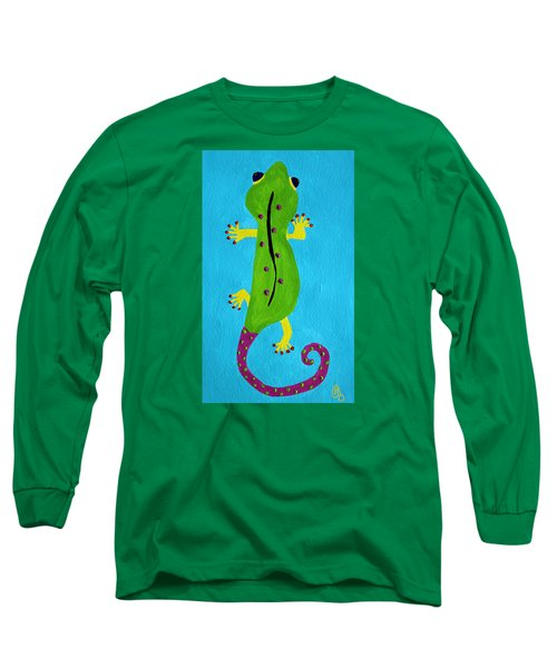 Gecko Gecko Long Sleeve T-Shirt