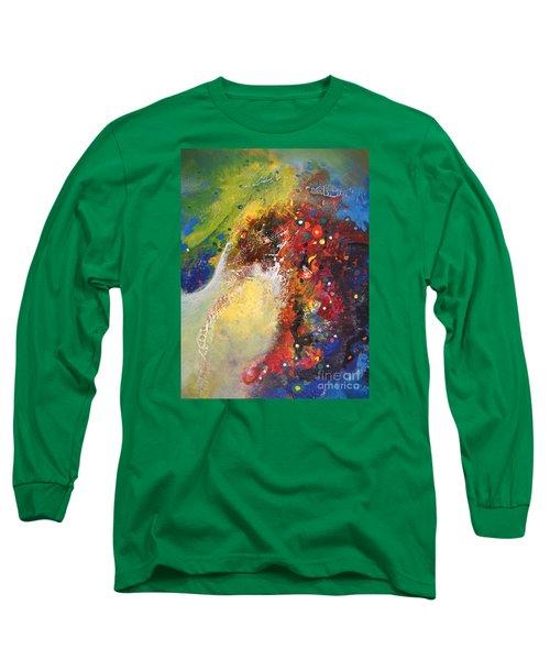 Glory Of Nature Long Sleeve T-Shirt by Sanjay Punekar