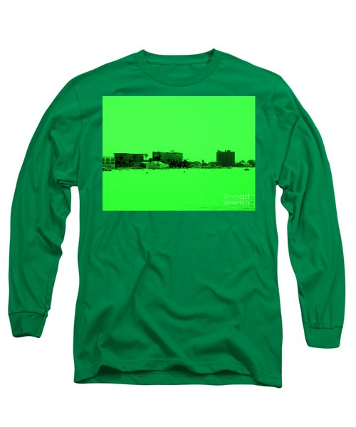 Green View. Special... Long Sleeve T-Shirt