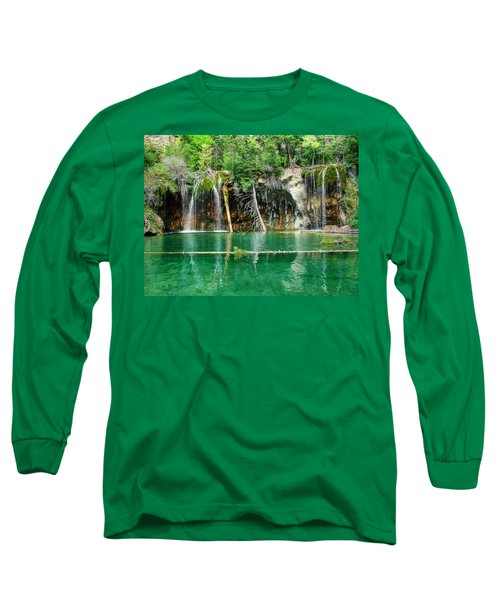 Hanging Lake 1 Long Sleeve T-Shirt