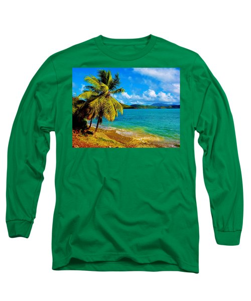 Haulover Bay Usvi Long Sleeve T-Shirt